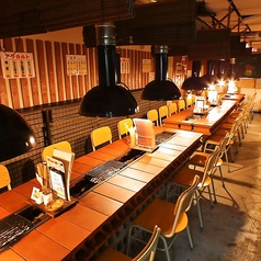 ミウラバーベキュー 新札幌店の雰囲気1
