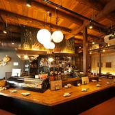 産直の魚と天ぷらのお店 なにがし 欒 恵那店の雰囲気2