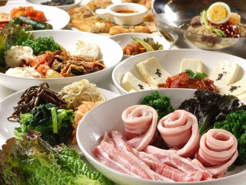この3月、TOC有明の3階にNEW OPEN!有明で手軽でヘルシーな韓国料理なら、「ナレヤ」