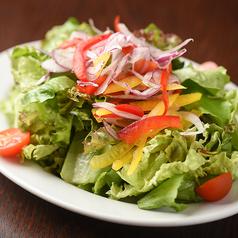 moreのシンプル野菜サラダ