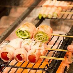 野菜巻き串と肉料理の店 まんさん ManSun 池袋西口の写真
