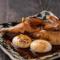 料理メニュー写真若鶏の一枚焼き