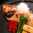 ほくほくの身と、こだわり和の出汁がベストマッチ。体にやさしい料理です!