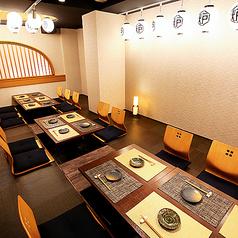 新栄酒場 京都四条河原町店の雰囲気1