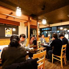 鮮魚の桶盛りと創作天ぷら 天しゃり 今池本店の雰囲気1