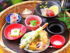 素菜懐石&CAFE TENZOの写真