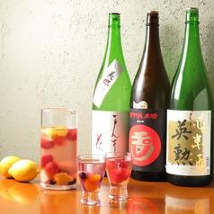 京都 串でんのおすすめドリンク1
