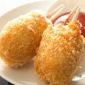 料理メニュー写真No2:カニ爪の揚げ物