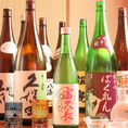 海浜幕張イチの品揃え!常時40種類以上の日本酒をご用意しております。全国の蔵元から厳選された銘柄がございます。通常メニューに載っていない裏メニューも!?ぜひご賞味ください。