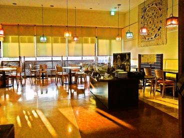 レストラン ロイヤルベンガルの雰囲気1
