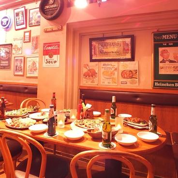 The 59's ザ フィフティーナインス Sports Bar&Diner 栄本店の雰囲気1