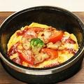 料理メニュー写真石焼きトマトオムライス