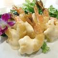料理メニュー写真エビのマヨネーズソース