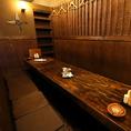 掘りごたつの16名様まで入れる宴会個室です。歓送迎会、忘年会、新年会などの各種ご宴会にどうぞ!