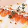 鮮魚のカルパッチョ/白身魚のホイル焼き