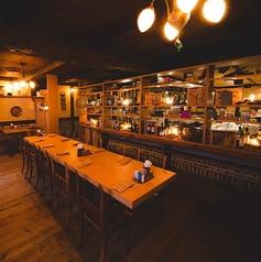 カフェ ラ ボエム Cafe La BOHEME 北青山店の雰囲気1