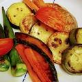 料理メニュー写真八ヶ岳・いろいろ野菜のフライパン焼き