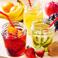 梅酒・果実酒豊富にご用意♪女子会にも人気な100種超えの飲み放題あります!