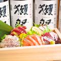 料理メニュー写真お任せ鮮魚3種盛り合わせ