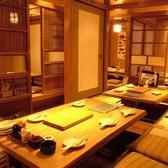 広々とした座敷は会社宴会に最適です。