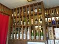 種類豊富なお酒も並んでいます。