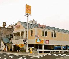 デニーズ 熱海店の店舗写真