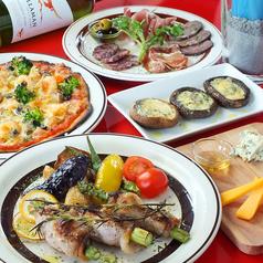 ルイーダのワイン食堂のおすすめ料理1