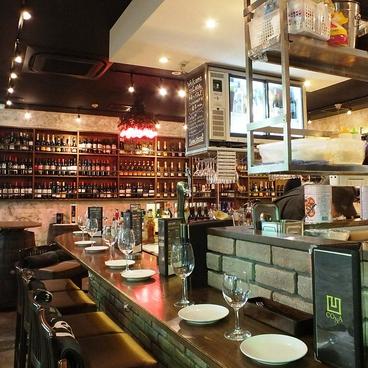 イタリアン&ワインバー CONA 市川店の雰囲気1