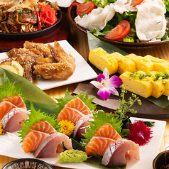 九州料理 博多 あじくら AJIKURA 日本橋 三越前店のコース写真