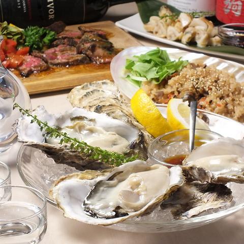 OysterBarShell オイスターバーシェル 八王子店
