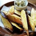 料理メニュー写真さつま芋のスティック ~はちみつゴルゴンゾーラ~