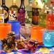 店内には沖縄の地酒が豊富