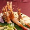 料理メニュー写真北海の贈り物 ボタンエビ3尾
