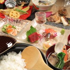札幌駅北口酒場 めしと純米のコース写真