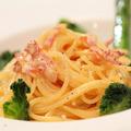 料理メニュー写真スパゲティ カルボナーラ
