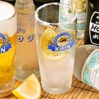 【八王子元祖】シャリシャリ塩レモンサワー