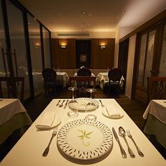 レストラン ル・ヴェルデュリエの雰囲気1