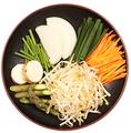 料理メニュー写真野菜の盛り合わせ