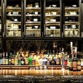2軒目は贅沢なバーカウンターで♪目の前でバーテンダーがお好みの1杯をおつくりします!!