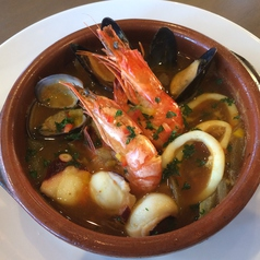 スペインのブイヤベース・サルスエラ
