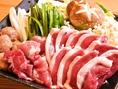 京都から仕入れる「京鴨」は絶品!!鍋でも串でも♪