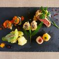 ☆チーズ×天ぷら料理☆定番の天ぷらだけではなく当店では創作天ぷらが楽しめます!飲み放題付きコースは3000円~
