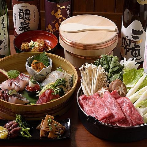 佐賀牛料理と日本のお酒 あかべこ 栄店