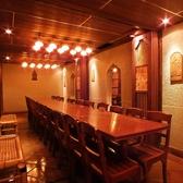 モンスーンカフェ Monsoon Cafe G-Zone銀座の雰囲気2