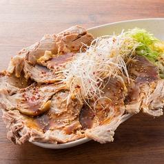 料理メニュー写真■おつまみチャーシュー
