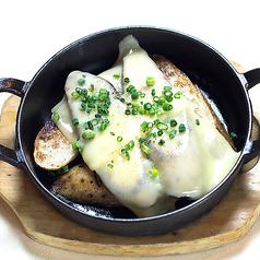 <十勝産>長芋チーズステーキ
