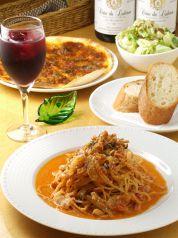 Cafe Restaurant LEAFの写真