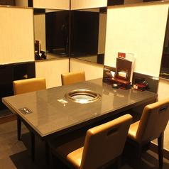 テーブル個室席も完備!!どのお部屋でもゆったり個室でお楽しみいただけます♪