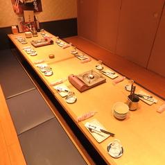 うおや一丁 新宿西口店の雰囲気1
