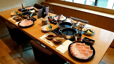 銀座しゃぶ通 好の笹 日本橋店のおすすめ料理1